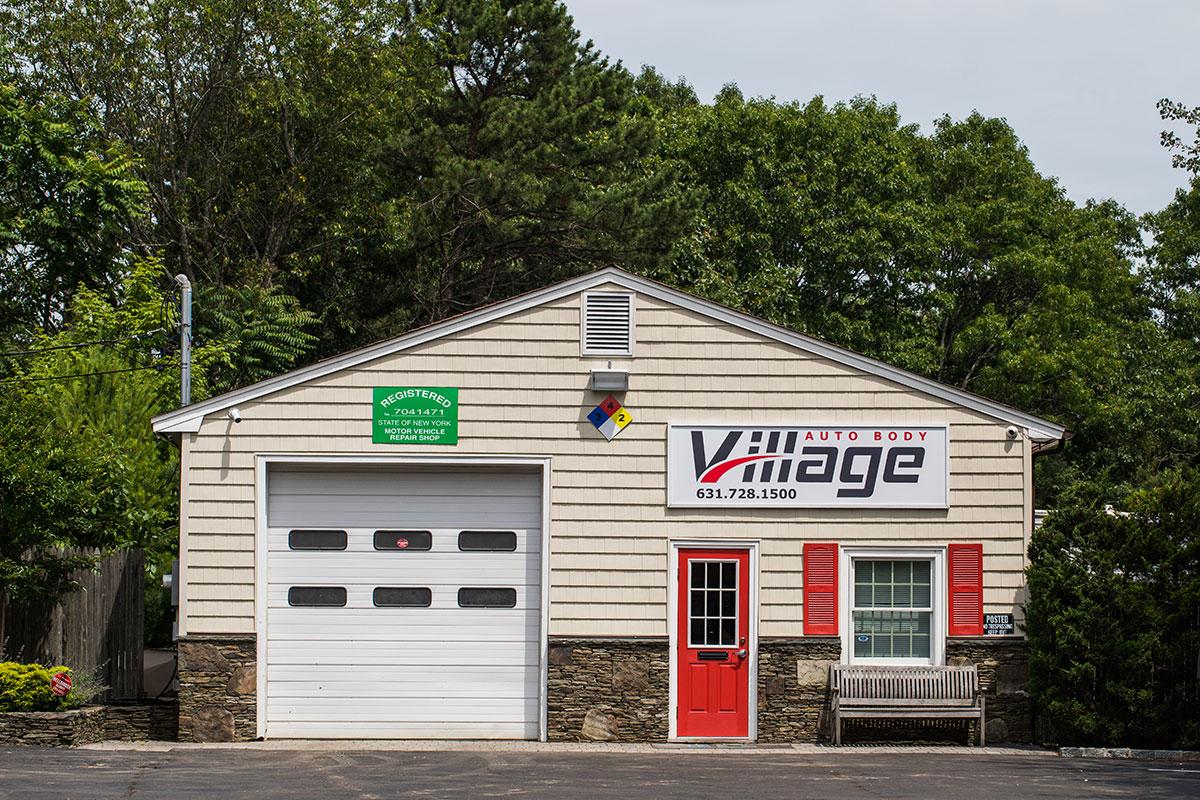 Village Auto Body >> Contact Village Auto Body