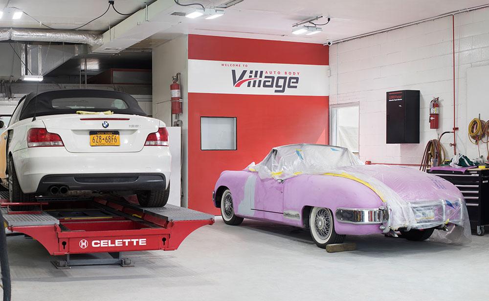 Village Auto Body >> Services Village Auto Body